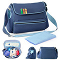 2016 Baby Nappy Bags Diaper Bag Mother Shoulder Bag Fashion Maternity Mummy Handbag Waterproof Baby Stroller Bag NEW