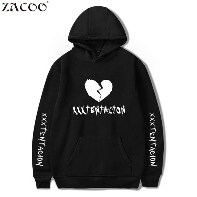 Revenge Kill Fashion Hoodies Men/Women Casual Hip Hop XXXTentacion Sweatshirt Vibes Forever Traksuit Fleece Pullover Hoody YI0