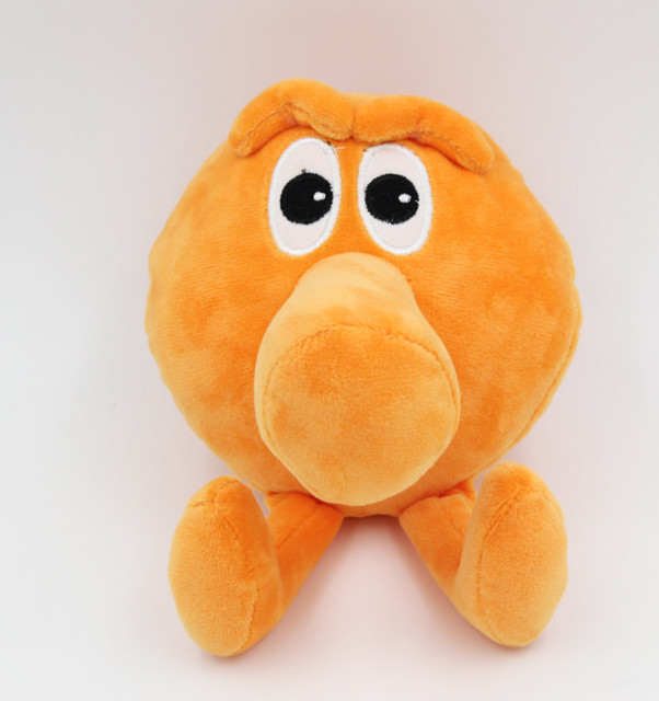 Q Bert Plush Doll Movie Pixels...