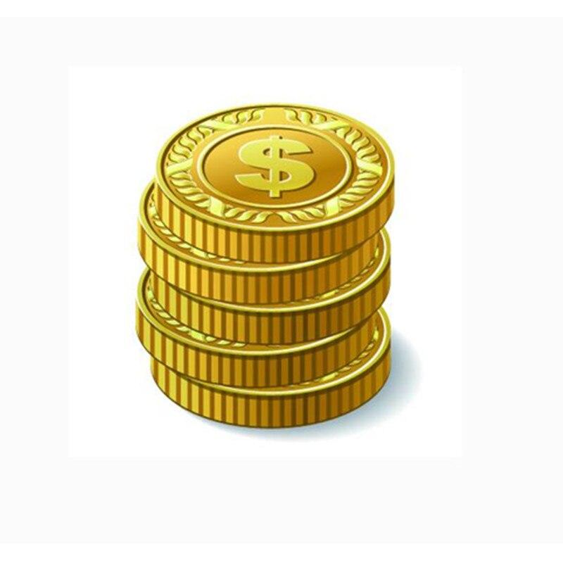 Prix pour Paiement supplémentaire ou des Frais Supplémentaires pour votre Commande comme Indiqué