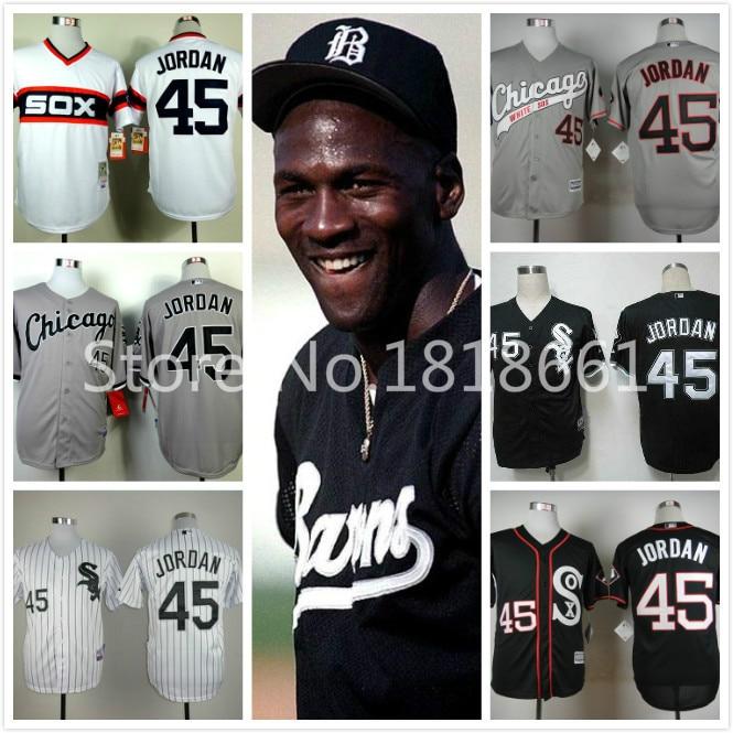 reputable site 8419d 22336 Chicago White Sox Jordan Throwback Jersey Michael Jordan ...
