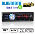 2016 Brand New Car Radio Bluetooth Stereo In-dash Head Unit Player 12V SD/USB Input MP3 Player Receiver /AUX-IN/FM
