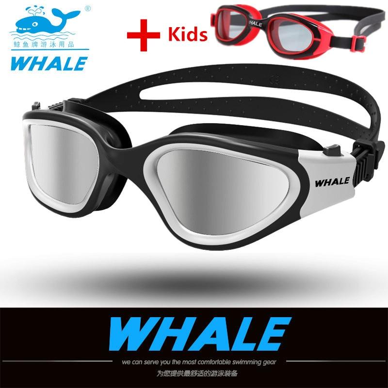 Kids Adults Swimming Goggles For Children Water Swimming Glasses Professional Anti Fog Waterproof Swim Goggles Pool Glasses 2019