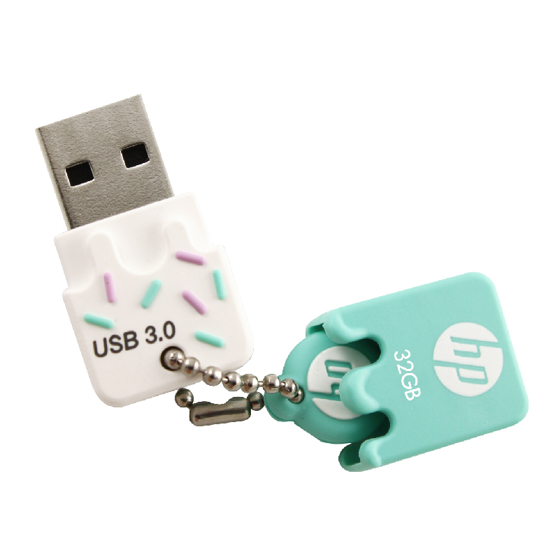 2017 Clé USB 32 Go 3.0 Clé USB Pendrive HP X778w de Bande Dessinée - Stockage externe - Photo 2