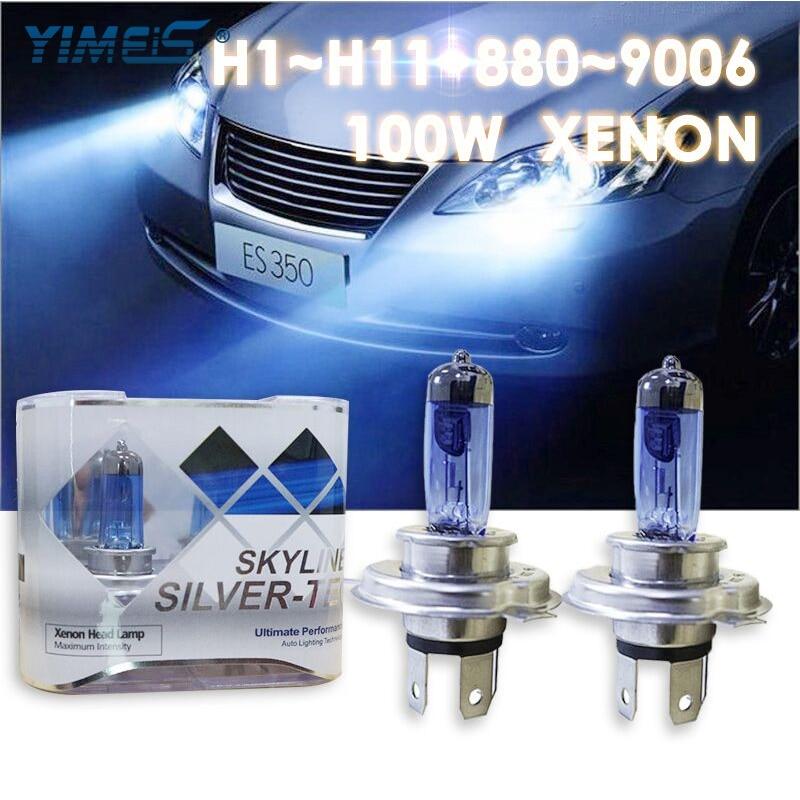 LEADTOPS 3000 K-8000 K H7 LED Auto Scheinwerfer H1 H3 H4 H11 H8 H9 H13 9004 9005 9006 9007 9008 9012 LED Scheinwerfer 6500 K 60 W 12 V