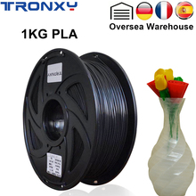 TRONXY PLA 1.75mm Filament 1KG Printing Materials For 3D Printer Extruder Pen Print Plastic Environmental Material Accessories