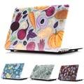 Плоды И Листья Стиль Защитный Футляр Shell для MacBook 12 дюймов Air 11 13 дюймов Pro 13 15 дюймов Pro Retina 13 15 дюймовый