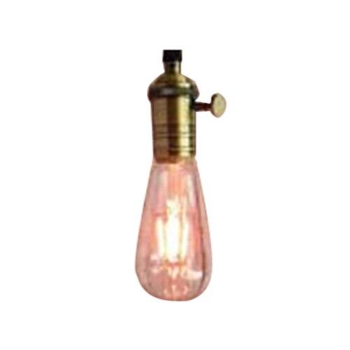 4 Вт 220 В <font><b>E27</b></font> домашний свет Edison лампочки накаливания старинные антикварные промышленных стиль лампа накаливания T30-185 вольфрама лампы (ST64-4 w