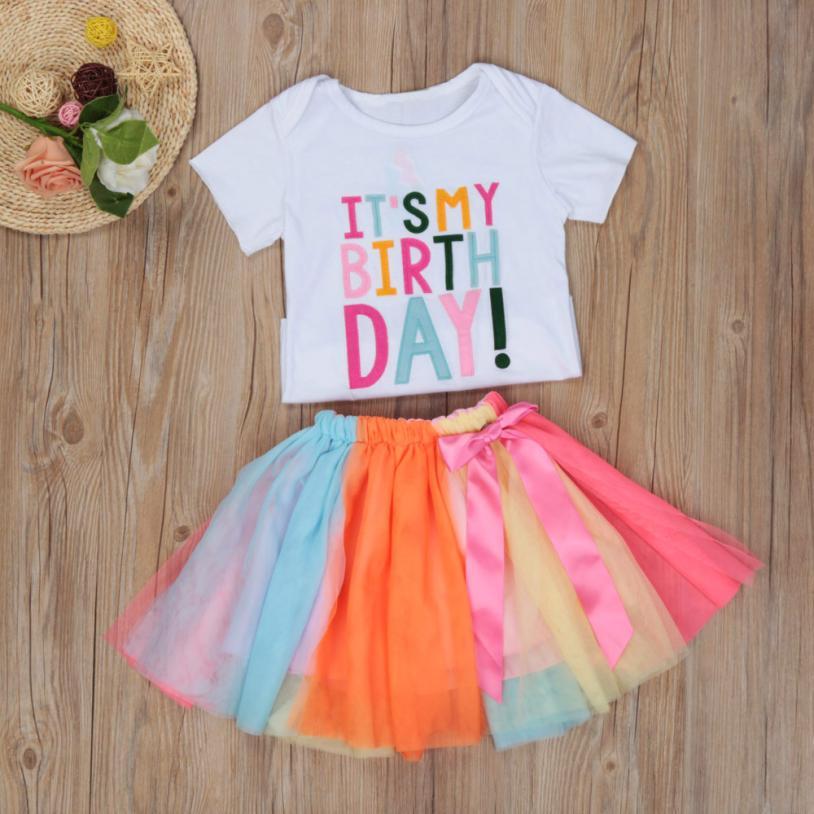 LONSANT Girls Dresses Summer 2018 Children Clothes Girls Vestidos Set Vestido Infantil Vestido De Festa Infantil Dropshipping