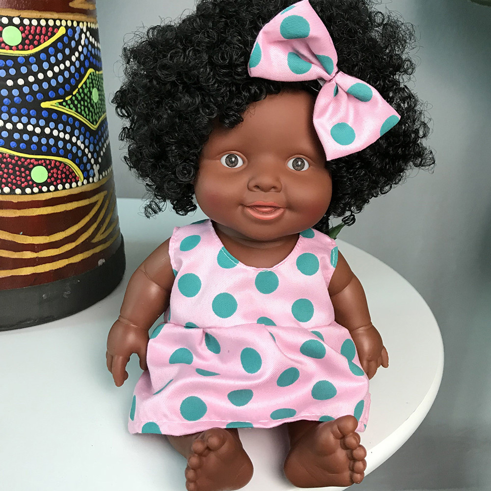 Toy Doll Christmas-Gift Black Movable-Joint CC Baby New-Arrivals