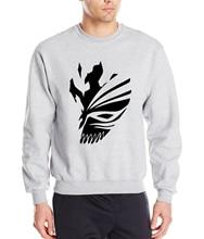 Bleach Kurosaki Ichigo Mask Printed Sweatshirt