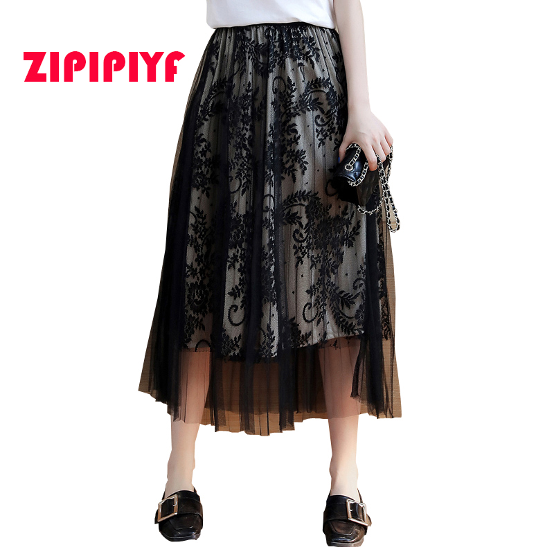 long a line skirt page 12 - sleeve