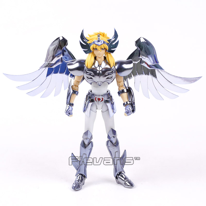 Saint Seiya Cloth Myth Hyoga PVC Action Figure Collectible Model Toy 18cm