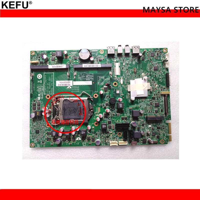 Original Fit For Lenovo M7100Z S510 M7121Z AIO Motherboard IH61S PIH61F/Topeka 10124-3 48.3EU02.031 03T6594 Mainboard 100%testedOriginal Fit For Lenovo M7100Z S510 M7121Z AIO Motherboard IH61S PIH61F/Topeka 10124-3 48.3EU02.031 03T6594 Mainboard 100%tested