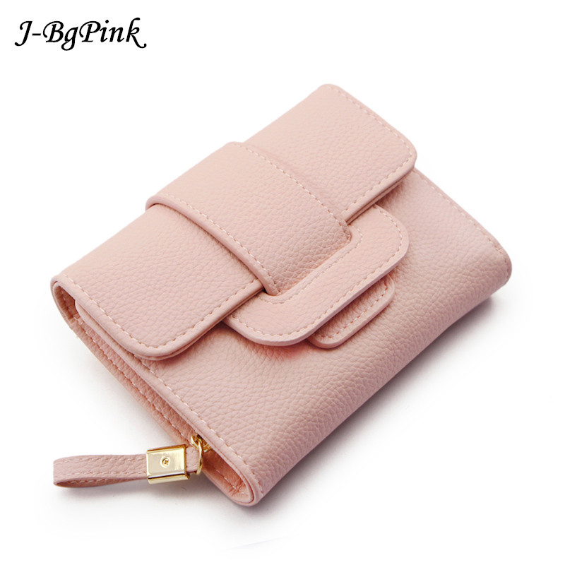 3 Fold Wallet Mini Wallet Women Small Clutch Female Purse Coin Card womens wallet and purses 2018 Card Holder Dollar Bag Cuzdan dollar price women cute cat small wallet zipper wallet brand designed pu leather women coin purse female wallet card holder