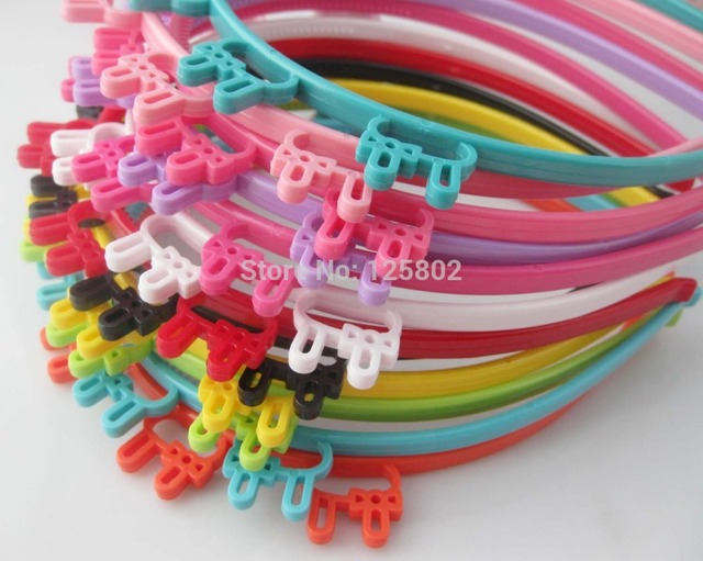 HS0013 Fashion Hairbands for Girls CROWN 24pcs Mixed colorful hair barrettes Children Hair accessories
