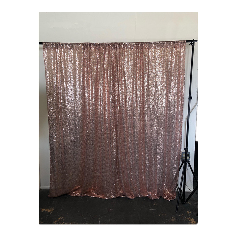 10FT *10FT Sequin Backdrop & Party Wedding Decoration & Sequin Curtains & Sequin Drape & Wedding Photo Booth