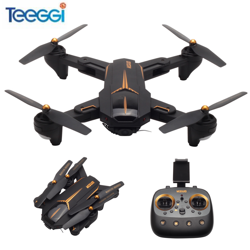 VISUO XS812 GPS RC Drone with 2MP/5MP HD Camera WIFI FPV RC Quadcopter Helicopter Altitude Hold RTF Kids Birth Gift VS XS809S E5 jjrc h12wh wifi fpv with 2mp camera headless mode air press altitude hold rc quadcopter rtf 2 4ghz