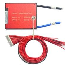 1 шт./лот 13 S 35A непрерывный разряд ток литиевые BMS PCM PCB батарея управление системы с же порты и разъёмы для зарядки discha