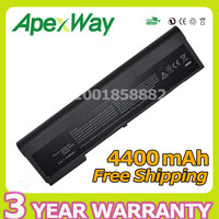 Apexway Laptop battery for HP Business Notebook 2710p for EliteBook 2740p 2740w 2730p 2760p OT06XL AH547AA