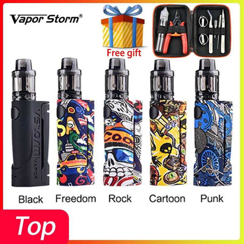 Free gift Vape Cigarette Kit Vapor Storm ECO Vape