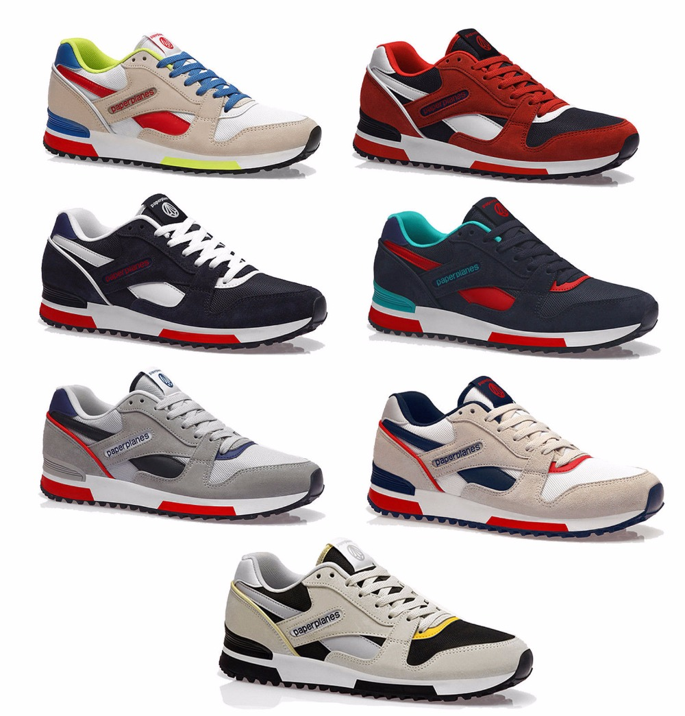 New Edition Original Paperplanes Comfort Athletic Shoes Sneakers - PP1397
