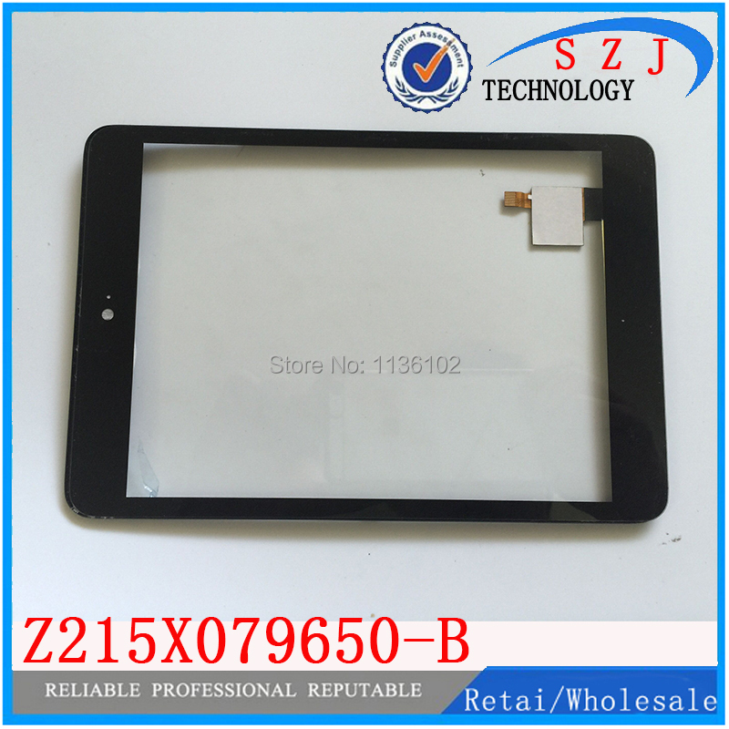 Original 7.85'' inch tablet pc touch screen touch panel Glass Sensor digitizer Z215X079650-B Replacement Free shipping 9 7 inch pingbo pb97dr8070 06 touch screen digitizer sensor outer glass tablet pc replacement