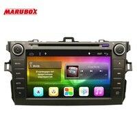 MARUBOX M105A4 Car Multimedia Player for Toyota corolla 2007 2011,Quad Core, Android 7.1,DVD,GPS,Radio, 2GB RAM, 32GB ROM