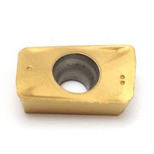 1PC APMT1135PDER Insert Blade Gold Coated Blade Lathe Machine Accessories Tool