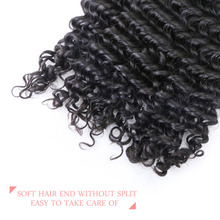 Ali Queen Hair Products Brazilian Virgin Deep Wave Curly Hair 3Pcs/Lot Virgin Human Hair Weave Bundles For Salon Free Shipping