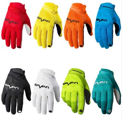 2018 Husqvarna Motocross Gloves BMX ATV MTB Off Road Motorcycle gloves Dirt racing cycling Mountain Bike MX Gloves