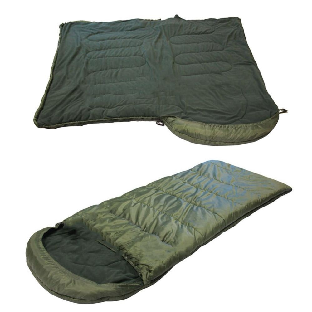 Professional Outdoor Sports Camping Adult Sleeping Bag Warm For Travel Hiking 220X75CM Camping Accessories kingcamp 220x75cm camping sleeping bag polyester winter warm outdoor sleeping bags with compression bag