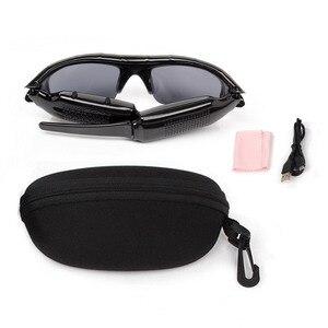 Image 5 - Caméra de lunettes de soleil DVR légère TF Mini enregistreur vidéo Audio Mini enregistreur vidéo DV de haute qualité lunettes élégantes pour adulte