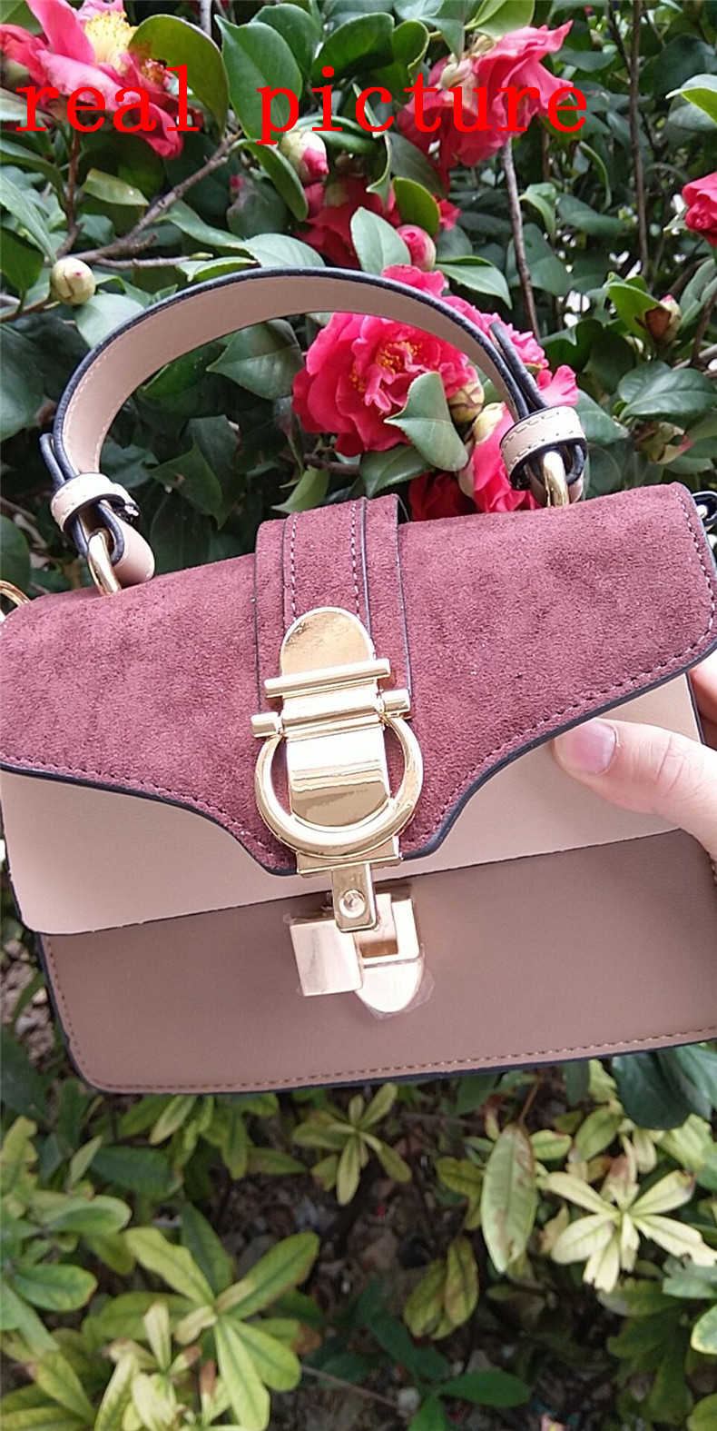 HTB1PcT dYus3KVjSZKbq6xqkFXa6 - New High Quality Women Handbags Bag  Bags Famous  Women Bags Ladies Sac A Main Shoulder Messenger Bags Flap