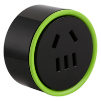 Mini Smart Socket Outlet Wireless WiFi Power Plug IR Remote Control Timer Switch Phone Charge Protection