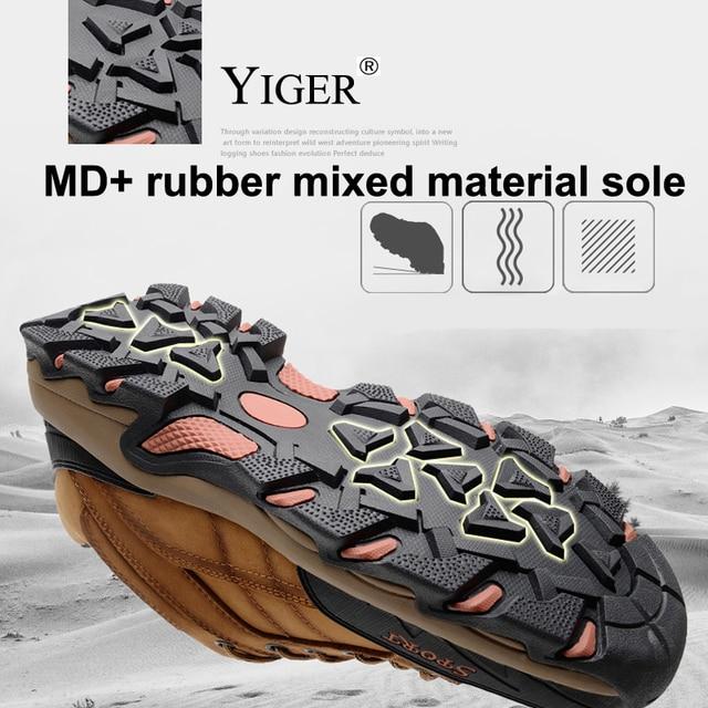Battlefield Boots Genuine Leather Men's Shoes 2