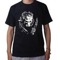 New Aliens Vs Predator Requiem Cotton T Shirts Short Sleeve Men Clothing Tops Tee Plus Size