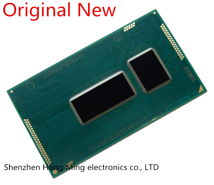 100 New CPU I5 5200U SR23Y I5 5200U BGA Chipset