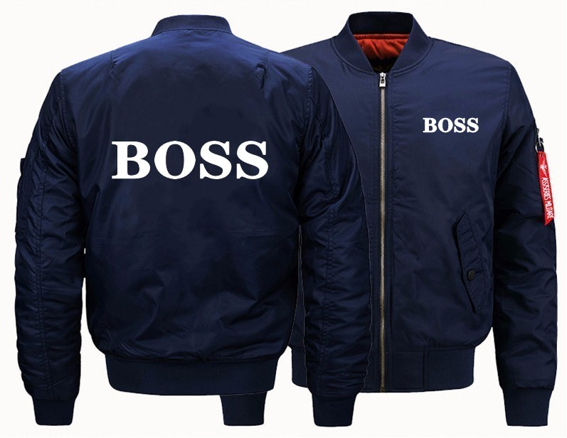 2019 printemps patron nouveau hommes loisirs veste Air Force pilotes hommes baseball uniforme USA taille