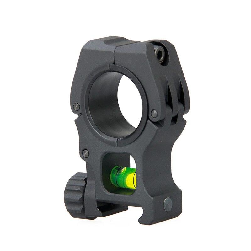 com Nível de Bolha arma scope mount para caça GZ24-0171
