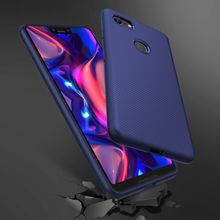 For Google Pixel 3A XL Case Silicone Anti-Slip Armor Slim Matte Texture Soft TPU Cover Shockproof