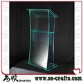 Acrylic Lectern/ pulpit,/ podium/rostrum/ furniture