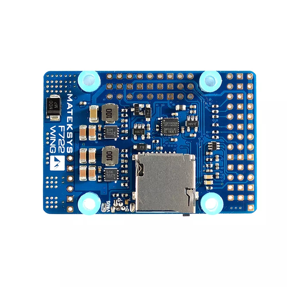Image 4 - Matek Systems F722 WING STM32F722RET6 Flight Controller Built in OSD for RC Airplane Fixed Wing-in Parts & Accessories from Toys & Hobbies