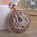 Турецкая Кварцевые Карманные Часы Ожерелье Для Женщин Смола Античная Позолоченный Изысканный Vintage Свитер Ожерелье Бижутерия