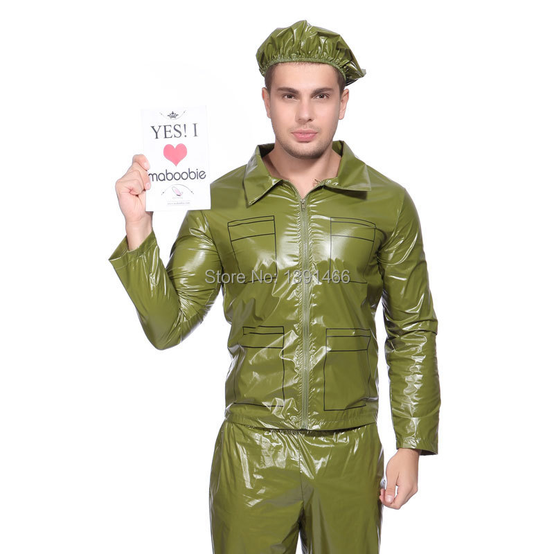 Sexy Army Costume Male