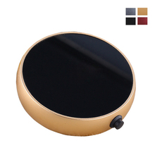 Мини электрическая плита 220 В нагрев воды Кубок Pad термостат основа для Стекло Чай горшок нагреватель воды молока сохранение тепла Pad