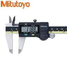 Big sale Mitutoyo Digital Caliper 0-150mm/0.01mm Metric/Inch Calibre 500-196-30 LCD Electronic Caliper Paquimetro Gauge Measuring Tools