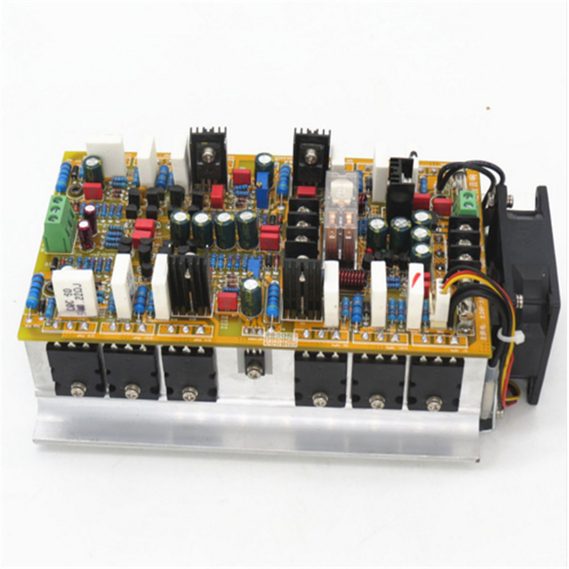 NEW Amplifiers Hifi 2 .0 A Class Stereo Audio Dual Channel High Amplificador 600W+600W High Power Amplifier Board
