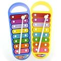 Niosung Modern Kid Baby Musical Instrument 8-Note Xylophone Toy Wisdom Development Baby Kids Game