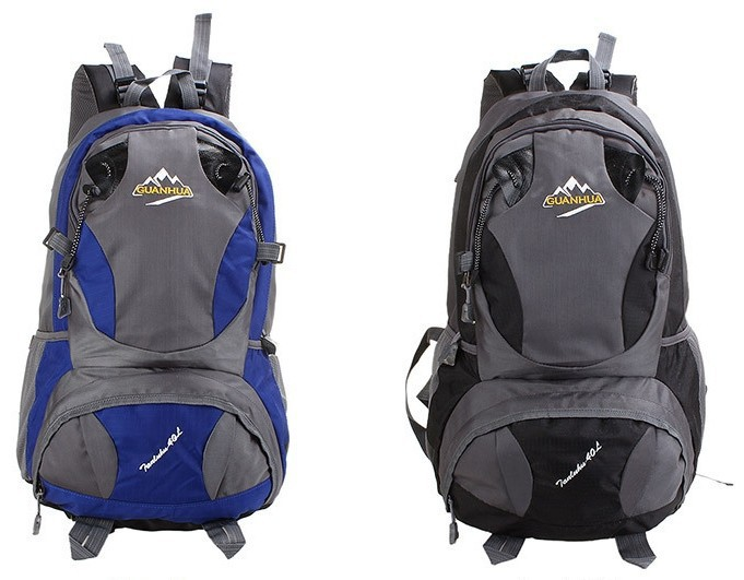 Free Shipping Waterproof Outdoor Travel Backpacks Camping Hiking ...